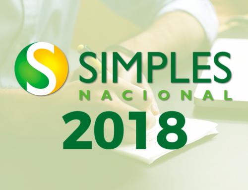 """Atividades sujeitas ao fator """"r"""" – Simples Nacional 2018"""